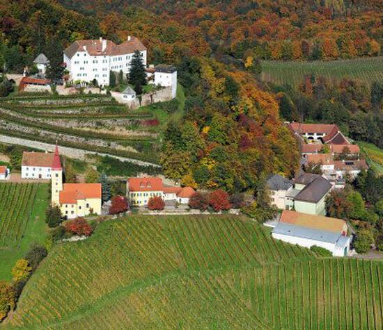 Beispiel: Schloss Kapfenstein, Foto: Schloss Kapfenstein.