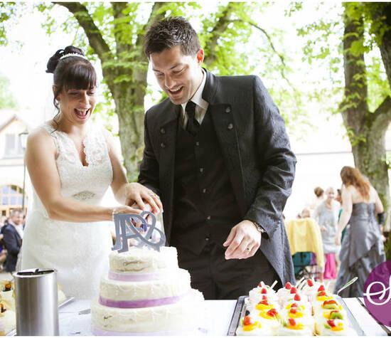 Beispiel: Wichtige Momente für die Ewigkeit eingefangen, Foto: Stare Weddings.