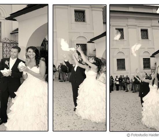 Beispiel: Einzigartige Momente mit der Kamera eingefangen, Foto: Fotostudio Haidenthaler.