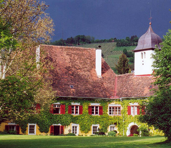 """Foto: """"Schloss Otterbach"""""""