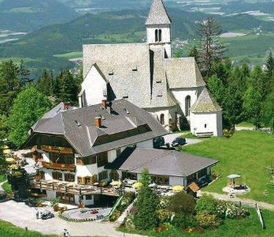 Beispiel: Gipfelhaus, Foto: Gipfelhaus Magdalensberg.