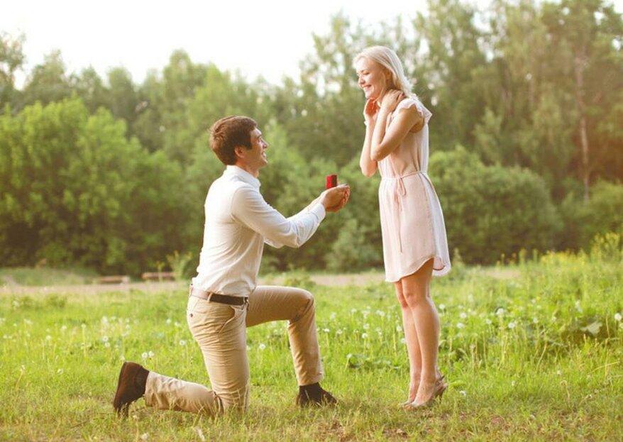 Mit der Verlobungsring-Aktion von MEISTER den perfekten Ring finden