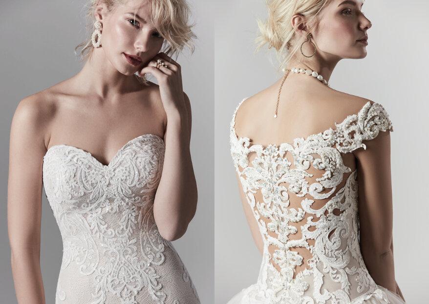 Die Sottero und Midgley Herbst-Kollektion 2019: Zauberhafte Brautkleider mit bester Passform