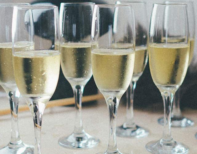 Partyservice für die Hochzeitsfeier International