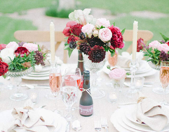 Hochzeitssaal in Österreich