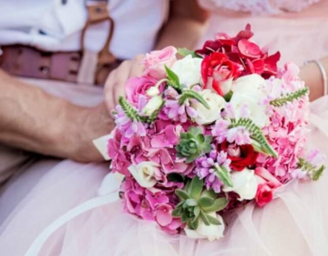 Brautsträusse und Hochzeitsfloristen in Steiermark