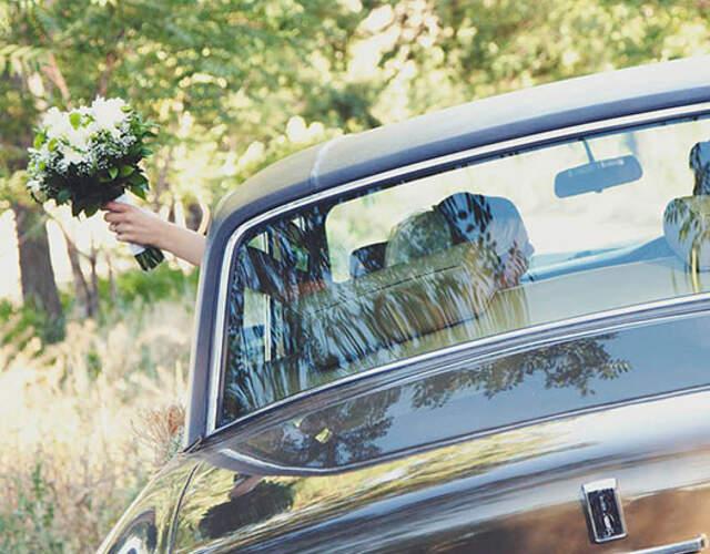 Hochzeitsautos und Hochzeitskutschen in Österreich