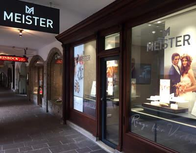 Meister Store Trauringe und Schmuck - Innsbruck